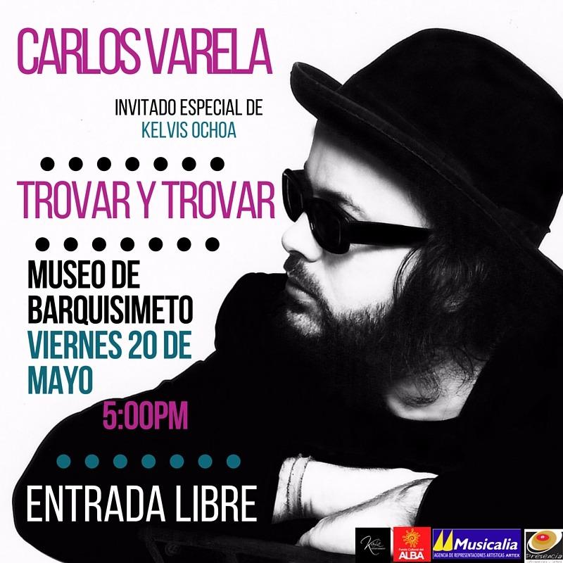 Carlos Varela Trovar y Trovar