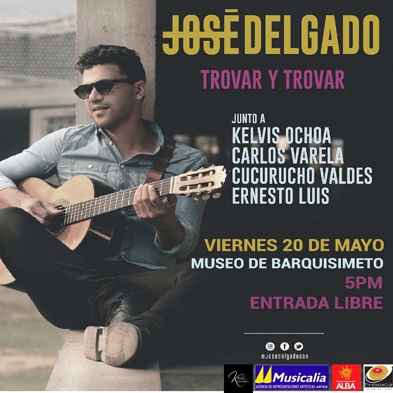Jose Delgado Trovar y Trovar