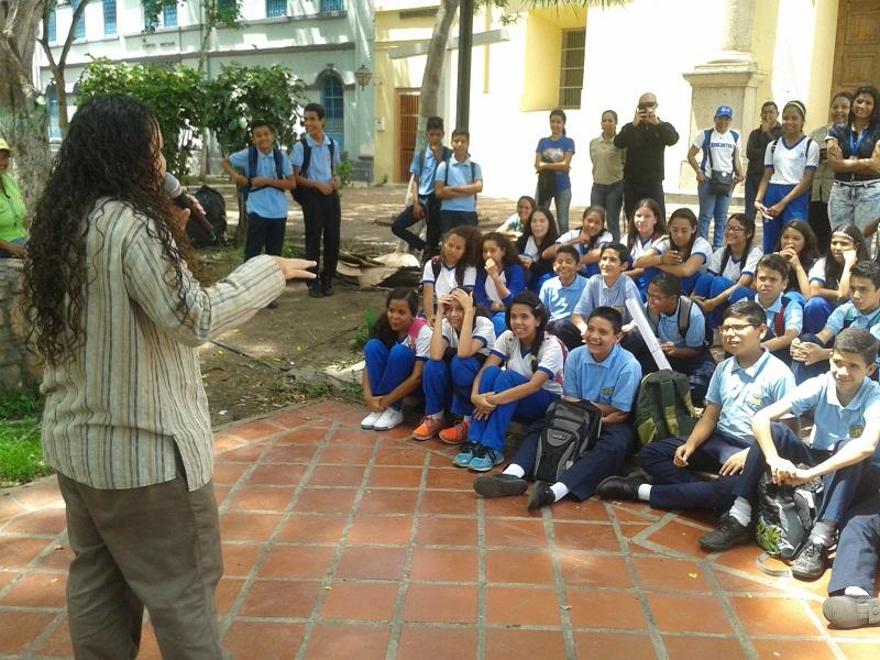Jóvenes en Un Vuelo Ecocultural