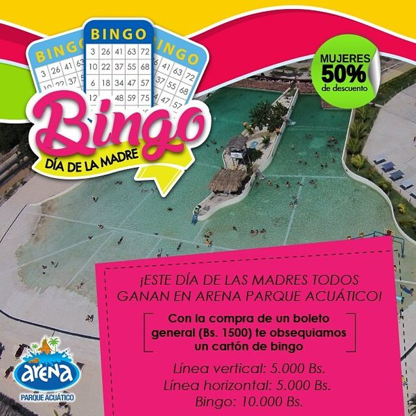Bingo arena