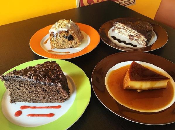 Tortas Amorino Café