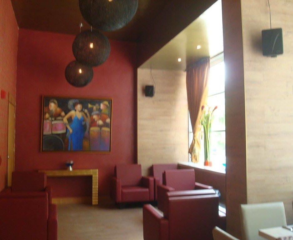 Agora lounge restaurant