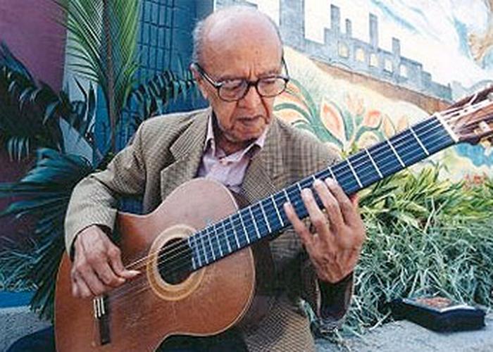Maestro Alirio Díaz