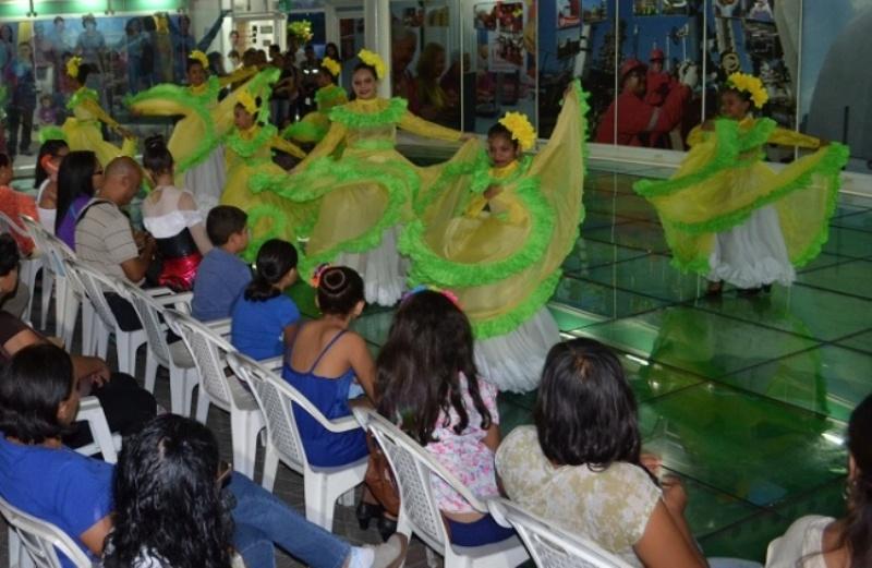 Actividades culturales Flor de Venezuela