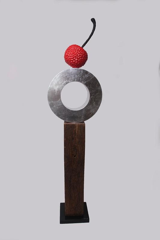 Escultura Carlos Vallenilla