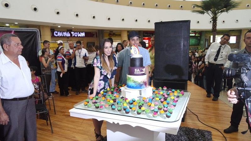 Celebración Sambil Barquisimeto