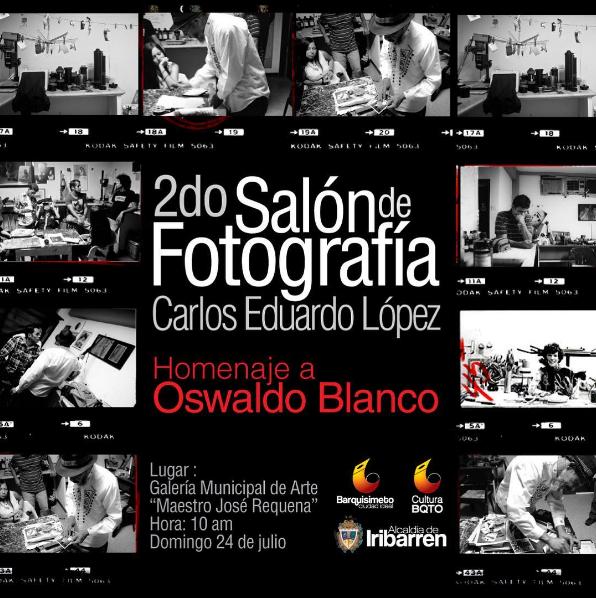 Salón de Fotografía Carlos Eduardo López