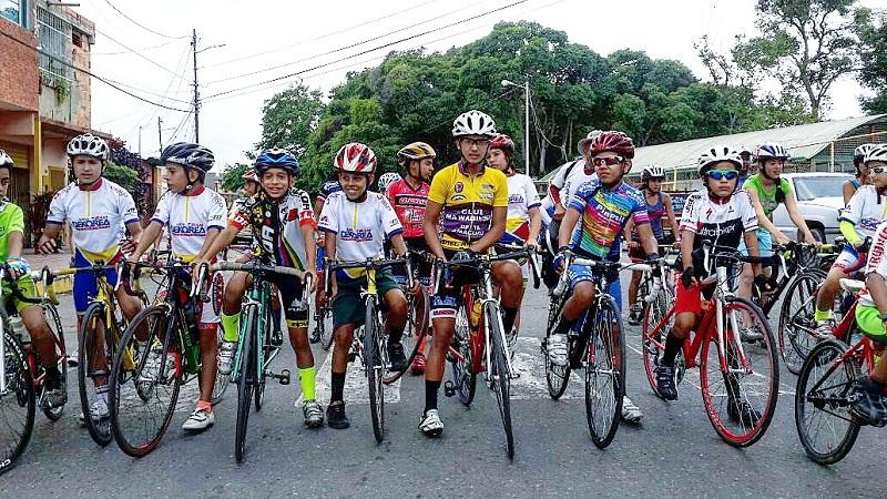 ciclismo popular