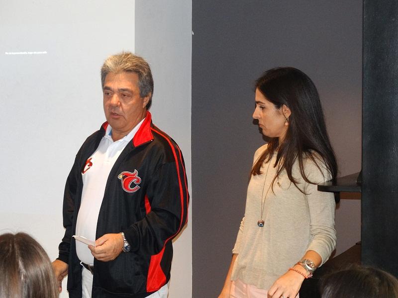 Fernando Guedez Luisa Guedez