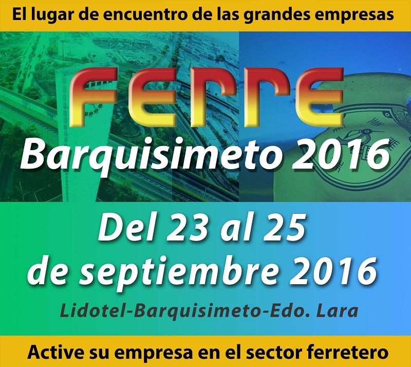 Ferre Barquisimeto 2016