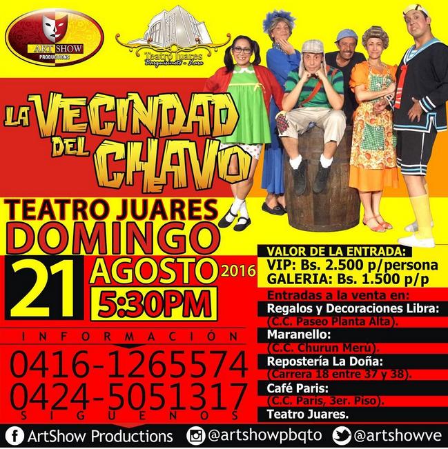 Chavo Teatro Juares