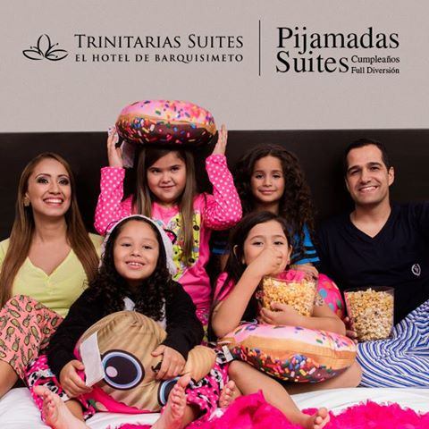 Pijamadas Suites