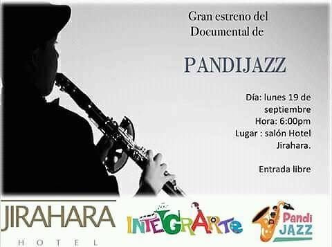 Pandijazz Fundación Integrarte