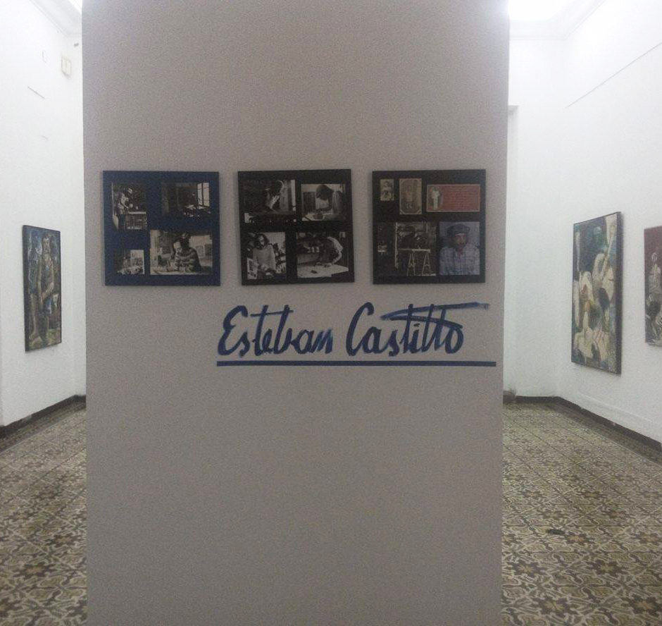 años 50 60 Esteban Castillo