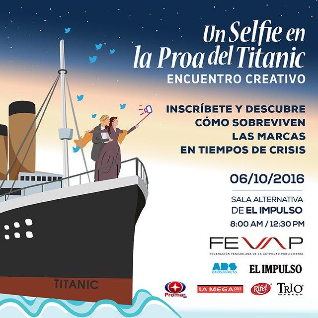 Selfie con FEVAP