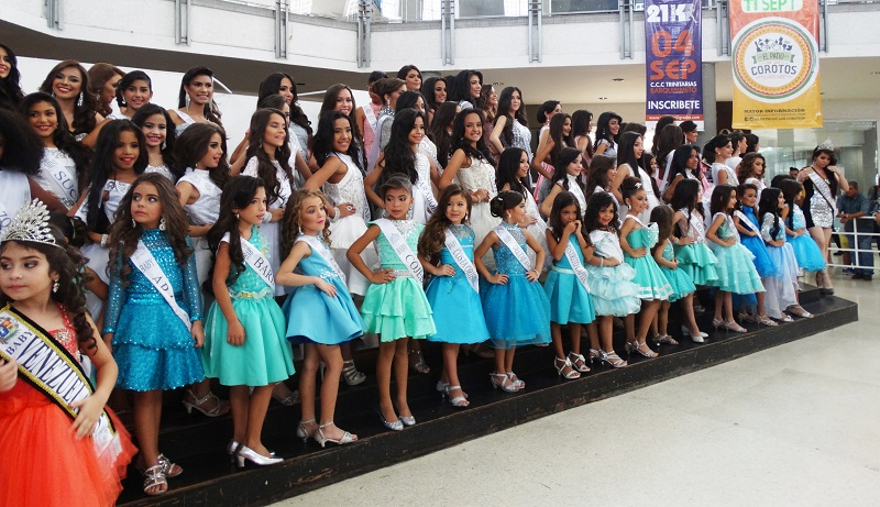 Participantes Mini Venezuela
