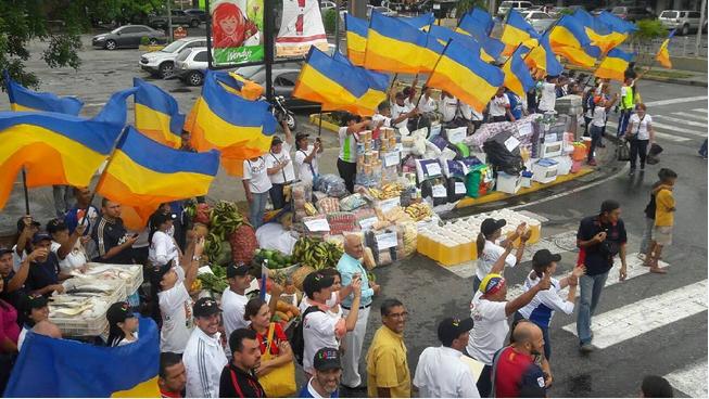 Lara Solidaria por La Paz