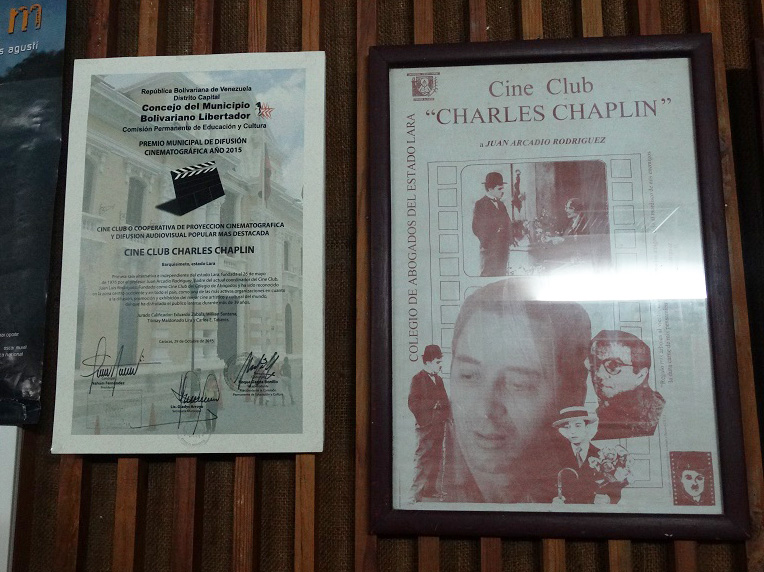 premios Chaplin