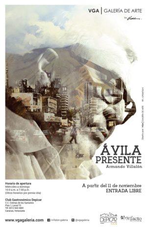 Ávila presente