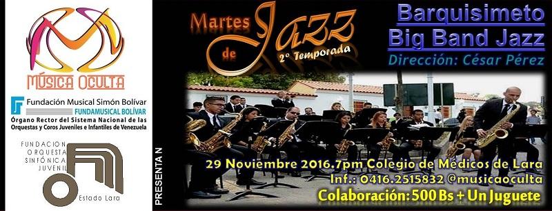 Barquisimeto Big Band Jazz