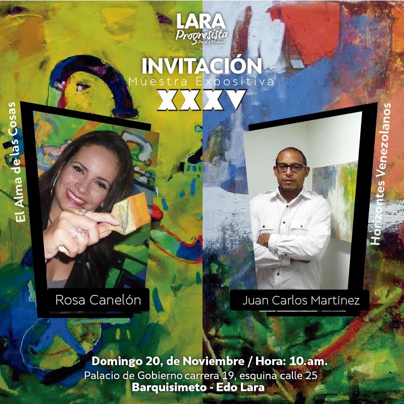 Cortulara Exposición XXXV