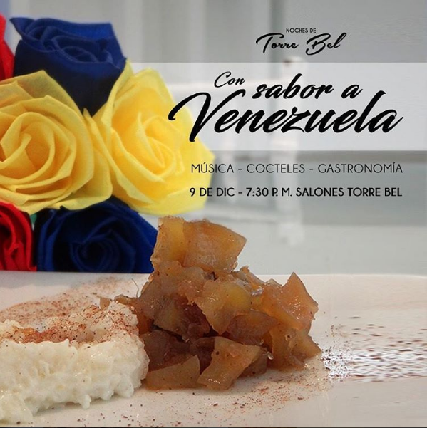 Con sabor a Venezuela