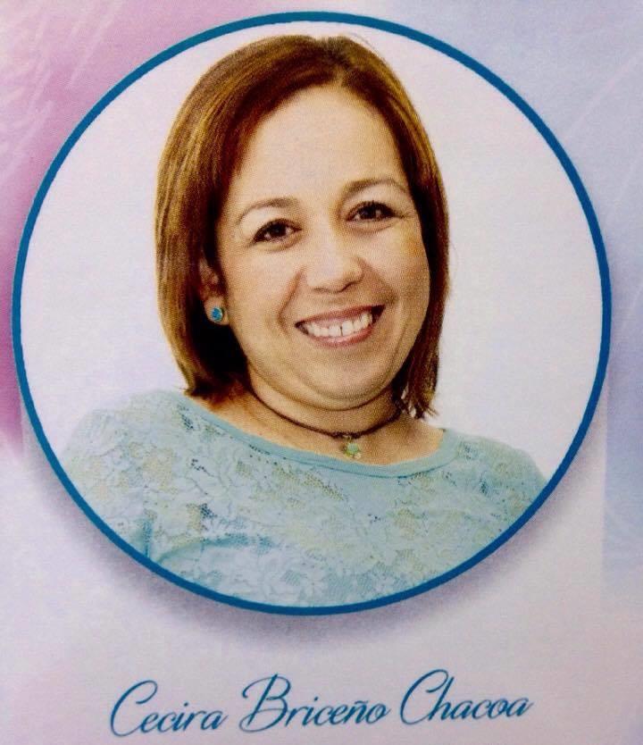 Psicóloga Cecira Briceño