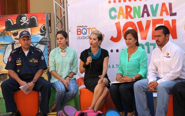 Carnaval Joven 2017