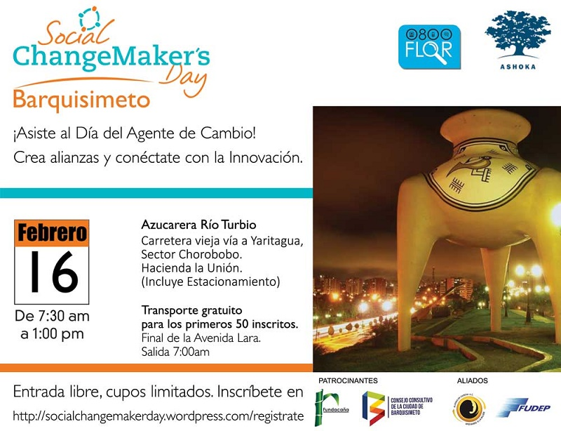 Sobre Social Changemaker's Day Barquismeto