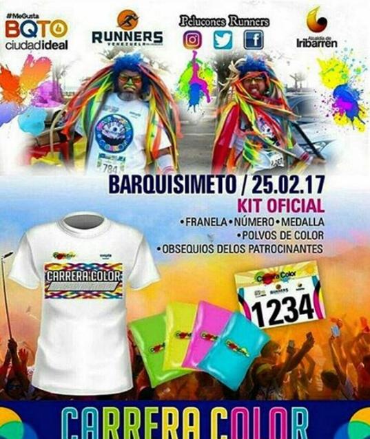 Carrera Carnaval 2017
