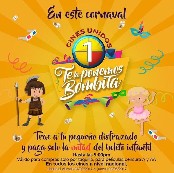 Carnaval Cines Unidos