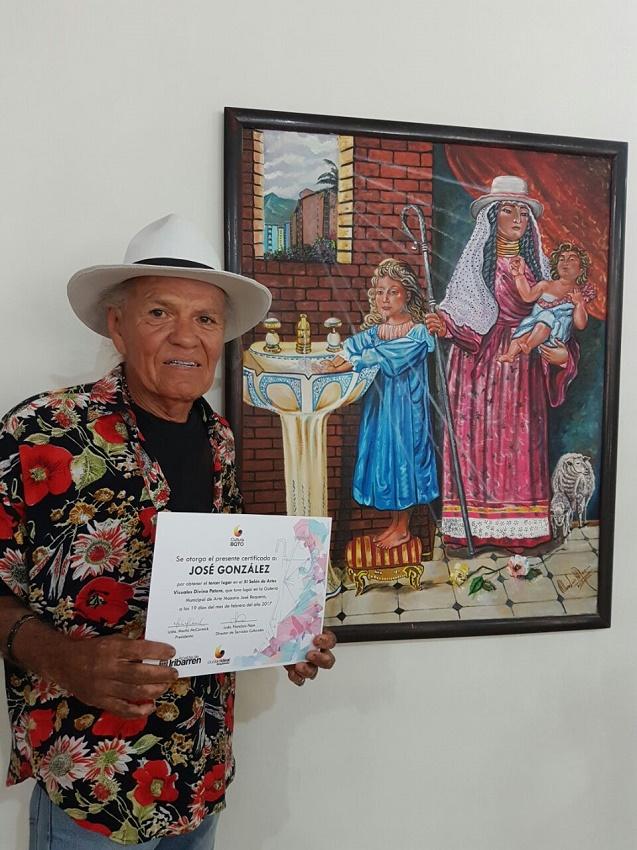 """XI Salón de Artes Visuales """"Divina Pastora"""""""