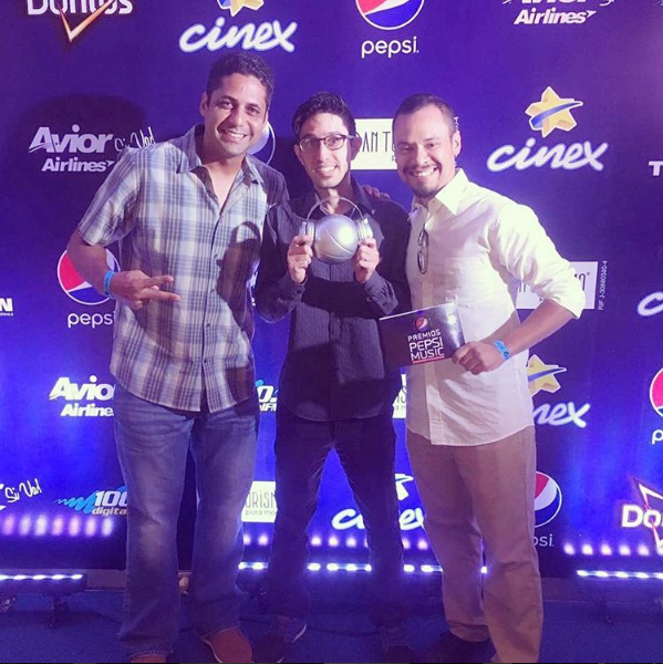 Ababajah Premios Pepsi Music