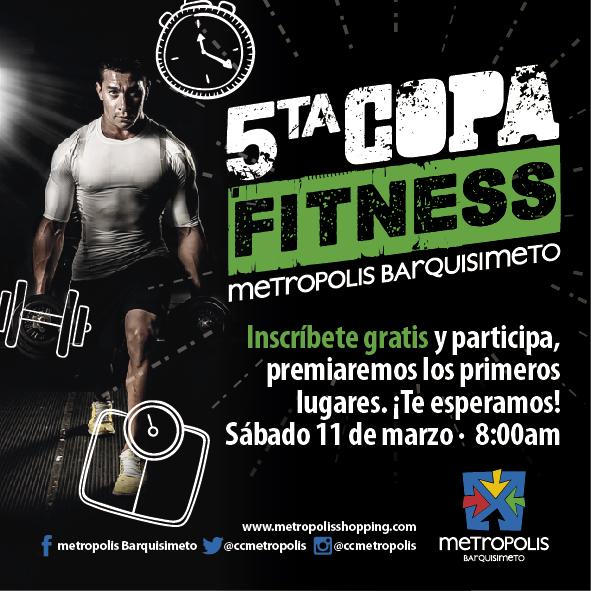 V Copa Fitness