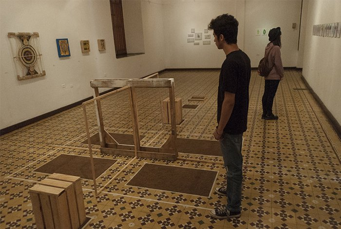 Exhibición Silueta