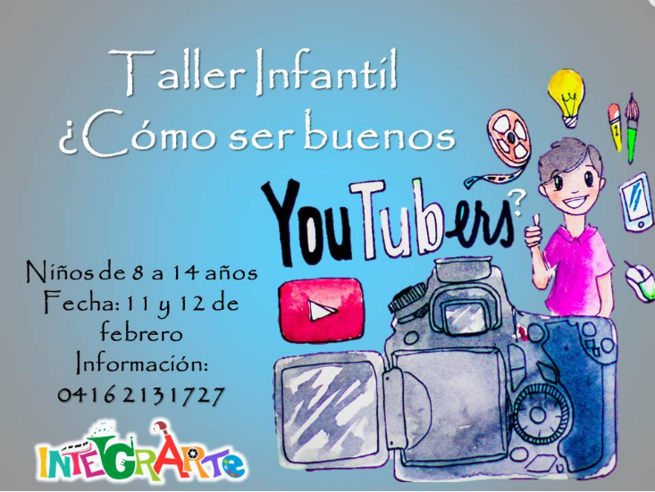 Buenos Youtubers