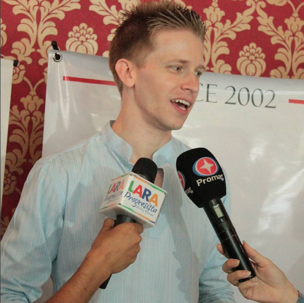 conferencista Stephan Kaiser