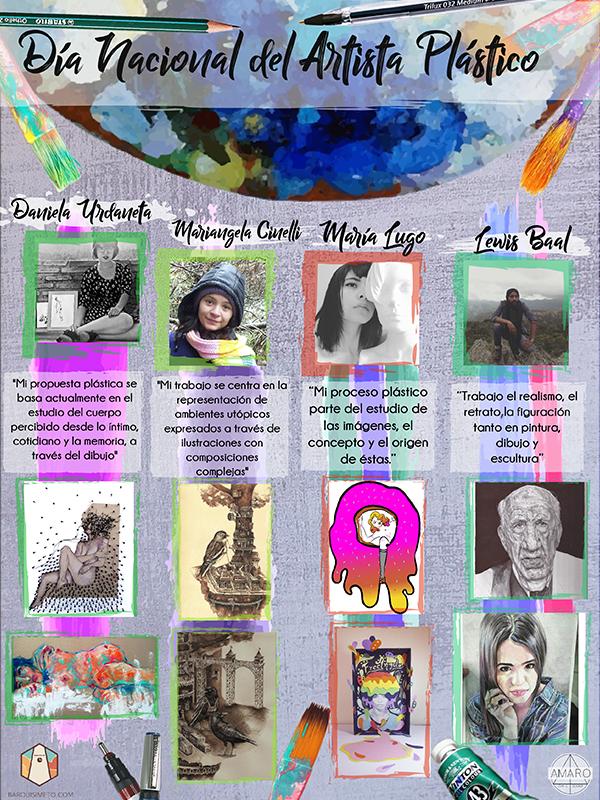 Artistas plásticos barquisimetanos