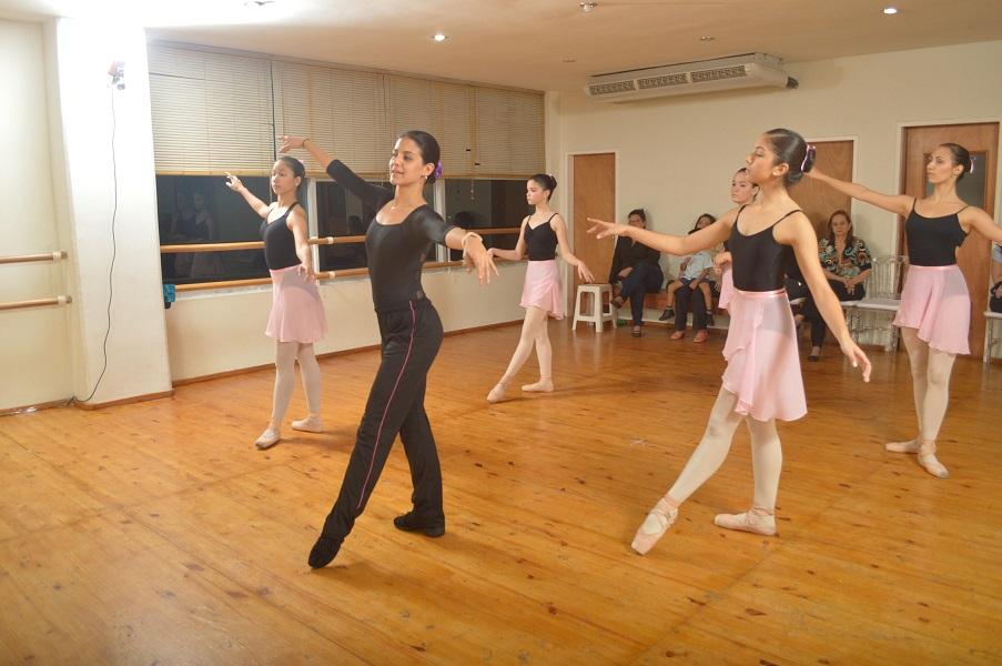 Allegro Escuela de Ballet