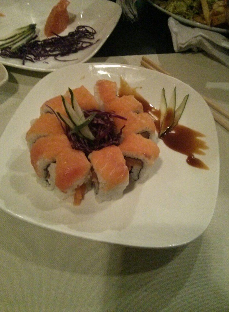 restaurantes de sushi