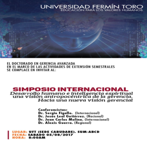 UFT Simposio