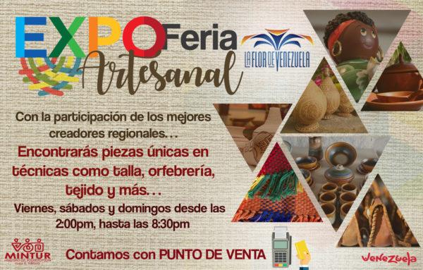 Expo Feria Flor Vzla