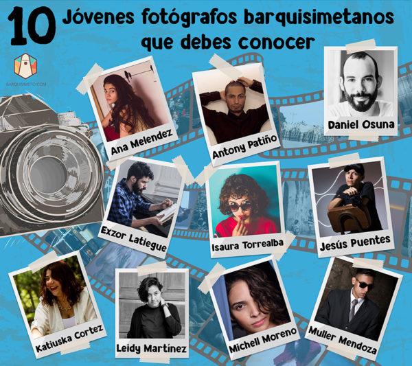fotógrafos larenses