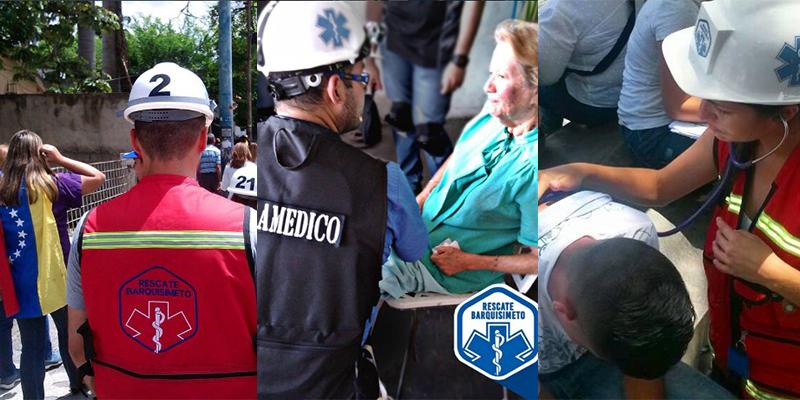 Rescate Barquisimeto